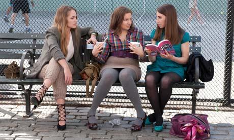 Girls hbo lena dunham
