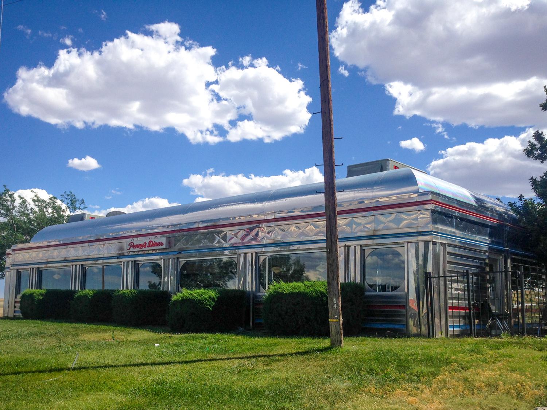 Penny's Diner, Vaughn NM